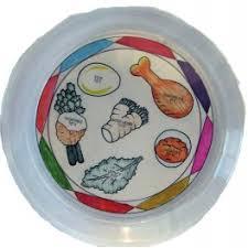 passover plate color my seder plate kosher krafts