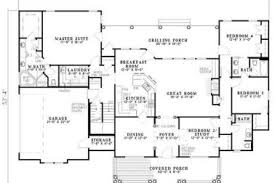 floor plans southern living 18 one level house plans southern living lakeside cottage william