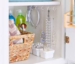 Small Bathroom Storage Boxes by Boost Storage In A Small Bathroom Sue Martin Real Estate