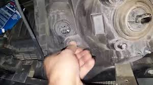 headlight replacement 2007 2009 chrysler aspen and 04 08 durango