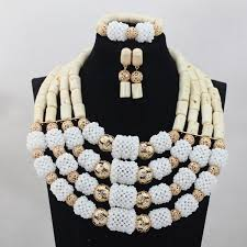 bridal beads necklace images Marvelous nigerian traditional wedding coral beads jewelry set jpg