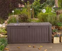 Patio Storage Bench Outdoor Storage Benches Waterproof Wood Outdoor Storage Bench