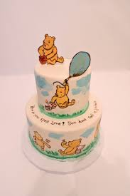 winnie the pooh cakes classic winnie the pooh cake cakecentral