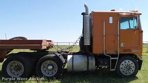 kenworth k100 1983 kenworth k100 semi truck item dj9911 sold june 13