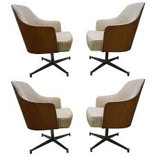 Leather Swivel Dining Chairs Swivel Dining Room Chairs Intended For Caster And Tables Remodel