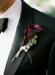 calla boutonniere real weddings carlee images boutonnieres and