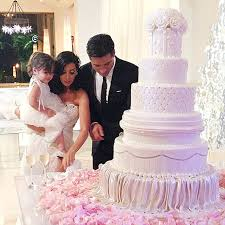 wedding cake pictures wedding cakes sofia vergara