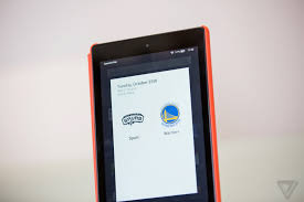 How Do You Set A Table by Amazon U0027s Alexa Now Works On Tablets But The Best New Feature