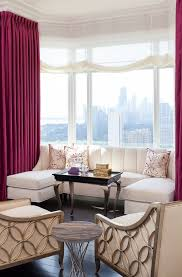 Purple Curtains Living Room Purple Curtains In The Interior The Particular Mood And Tone