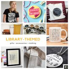 themed gifts 25 most delightful library themed gifts