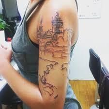 the 25 best city tattoo ideas on pinterest skyline tattoo new