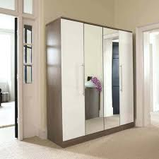 Closet With Mirror Doors Closet Mirrored Wardrobe Closet House Closet With Mirror Images