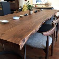 live edge round table amazing leviathan dining table acacia bench and iron in live edge