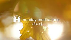 gratitude meditation for thanksgiving with davidji monday