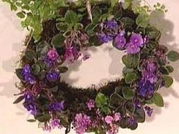 how to make wreaths how to make a living wreath hgtv