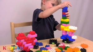 light stax power base light stax illuminated blocks kaplan early learning company youtube