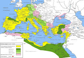 Map Of The World Bc by Final War Of The Roman Republic 32 30 Bc Stories Preschool