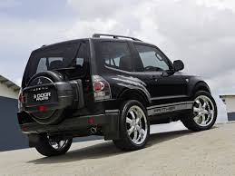 mitsubishi pajero modified view of mitsubishi pajero photos video features and tuning of