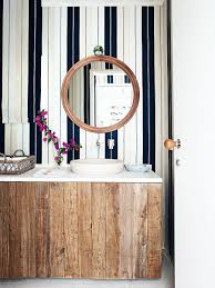 Masculine Bathroom Decor 10 Tips For Rocking Bathroom Wallpaper