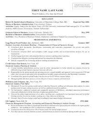 venture capital resume sample investment banking resume sample