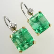 emerald earrings uk earrings denzil skinner