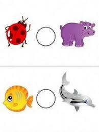 comparison worksheets for preschool funnycrafts