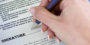 Powers Of Attorney by Guardianship Vs Power Of Attorney Not Usually Choices