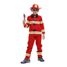 fireman costume kids firefighter boys fireman costume fireman suit
