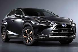lexus canada hybrid 2018 lexus nx gets a refresh in shanghai motor trend canada