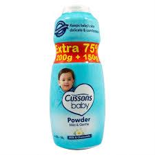 Bedak Baby jual cussons baby powder mild gentle 200gr murah haritsa co id