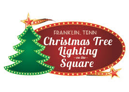 franklin tree lighting ceremony franklin tn downtown events