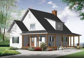 house plan w3518 v1 detail from drummondhouseplans com reverse