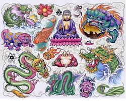chinese dragon tattoo design tattoo 321 back chinese dragon lower loaders designs dragoon