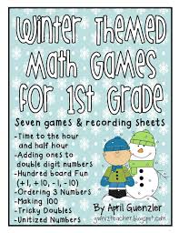 printable math games on place value kids winter math games first grade app printable with dice free