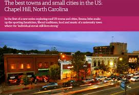 university lighting chapel hill the best towns and small cities in the us chapel hill nc