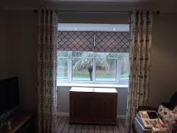 window dressings cream interior design