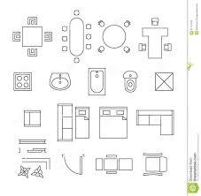 Floor Plan Drawing Symbols Symbols For House Plans Amazing House Plans