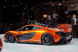 mclaren mc1 mclaren presented its new exclusive car exclusives cars 2013