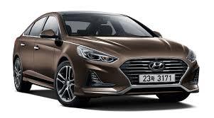 hyundai small car updated hyundai sonata debuts with host of small improvements