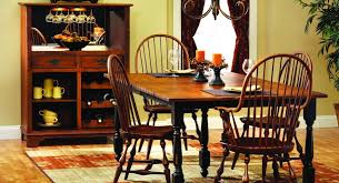 Classic American Made Dining Room Tables  Chairs Mostly Amish - American made dining room furniture