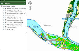 Upper Midwest Map Minnesota Land Use And Cover Recent
