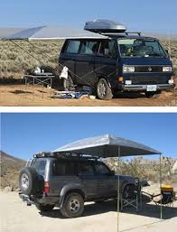 Portable Awnings For Cars 184 Best Add A Room Tents U0026 Awnings Van Life Images On