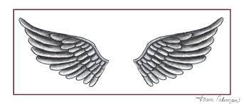 wings design idea by joan coleman