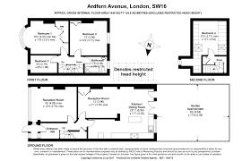 4 bedroom terraced house ardfern avenue london sw16