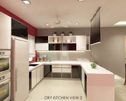 modern wet kitchen design exciting 11 kitchen dry design modern wood and ideas homepeek