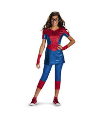 spider girls teen halloween costume girls costumes