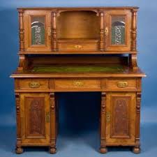 Antique Slant Top Desk Worth Furniture Antique Desks To Give Different Look In Your Space