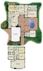 home design courtyard floor plans luxury house home floor plans