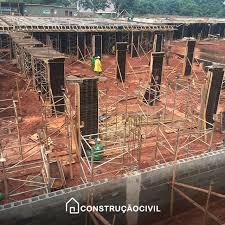 Extreme construçãocivilFôrma e ferragem de pilares - @construçãocivil &QM73
