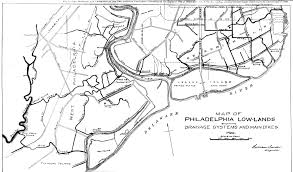 Map Of Philadelphia Pennsylvania by Philly H2o Maps